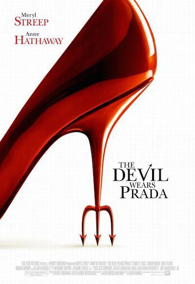 devil wears prada poster