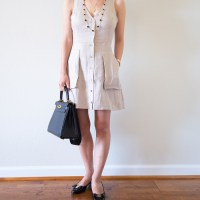Spring Dresses - Madewell, Topshop and Gap