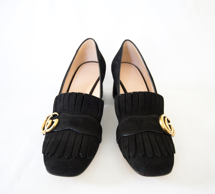 Gucci Marmont Pump Loafer