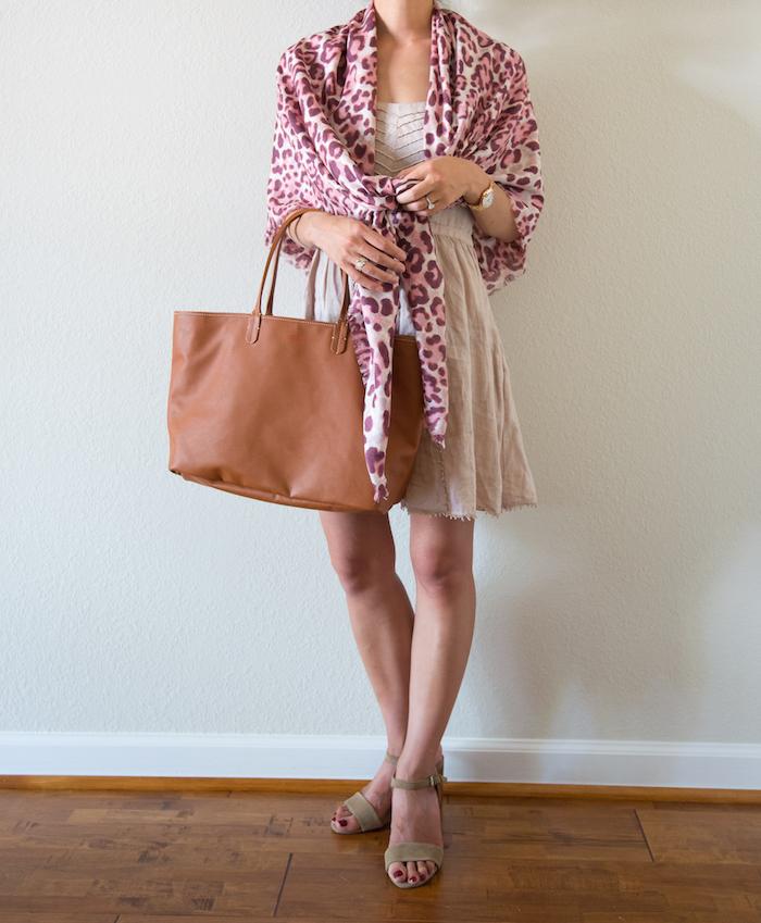 Wearing Pink Sabi Anjou