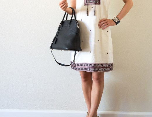 Madewell embroidered