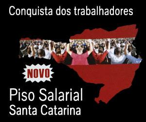 Piso Salarial SC