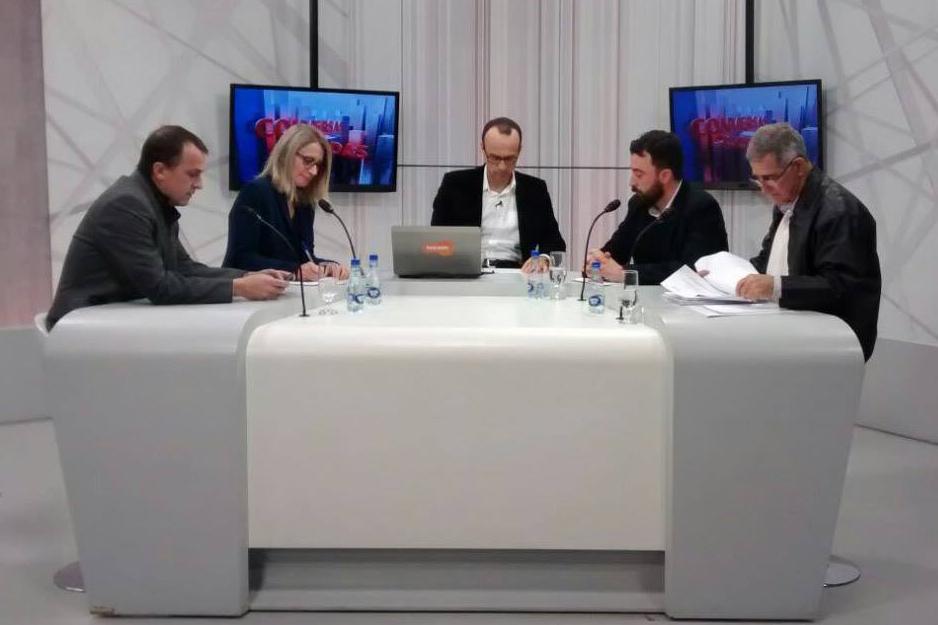 Programa Conversas Cruzadas – TV COM – 23.08.2016 – Bloco 1