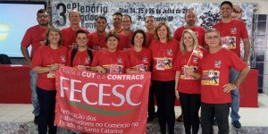 Trabalhadores do ramo de Comércio e Serviços constroem seu plano de lutas