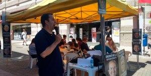 CUT-SC coleta assinaturas para anular Reforma Trabalhista