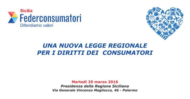 federconsumatori sicilia convegno 29 marzo trefiletti la rosa diritti consumatori