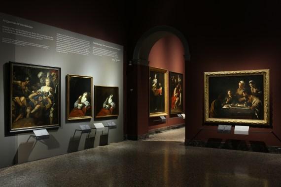 Il pARTicolare. Il Dialogo a Brera attorno al Caravaggio. La Cena in Emmaus del 1606