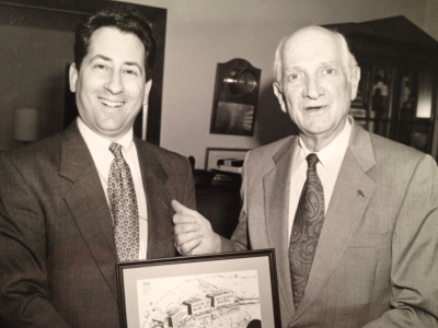Tom Temin & Jack Walsh