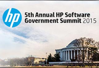 HP Gov Summit 2015