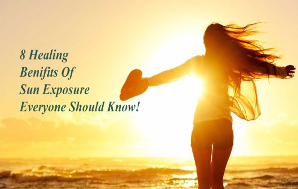 8 Healing Benefits Of Sun Exposure Everyone Should Know
