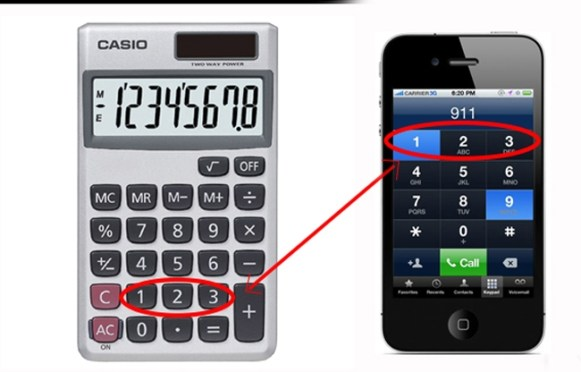 Ever Wondered Why Number Pad On Phones And Calculators Have Reversed Layouts? Here's Why?