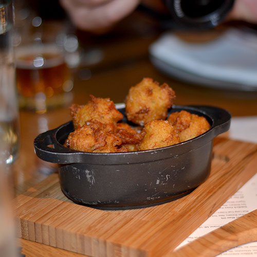 Cheese Curds, fried