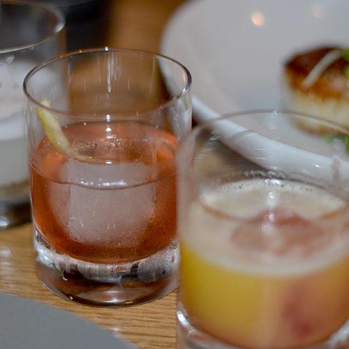 Drinks, pairing