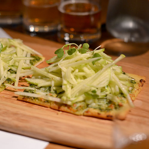 Flatbread, appetizer