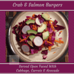 """<span class=""""entry-title-primary"""">Crab and Salmon Cake Burger Recipe #Yumms</span> <span class=""""entry-subtitle"""">A Feeling Fit Recipe and A Giveaway For A Yumms! Grilling Essential!</span>"""