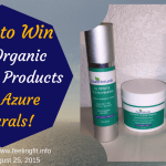 """<span class=""""entry-title-primary"""">Azure Naturals Ocean Mineral Organic Skincare Products Giveaway</span> <span class=""""entry-subtitle"""">A Feeling Fit Reader Giveaway</span>"""