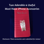 Two Must Have Adorable iPhone Accessories