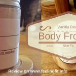 Vanilla Bean Body Frosting by Skin Fix Review