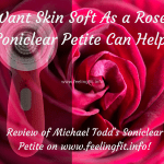 Cleansing With A Facial Brush For Skin Soft As A Rose