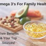 Omega 3 Oils For The Whole Family (Giveaway)