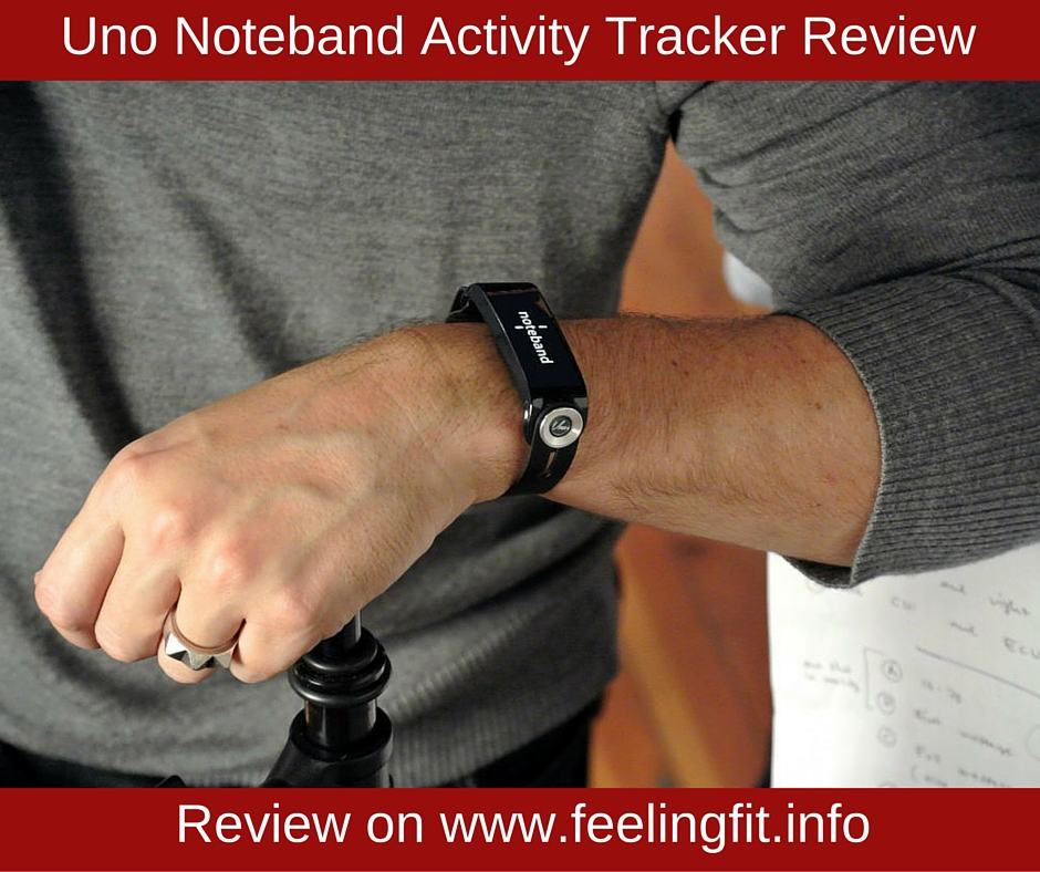 Uno Noteband Activity Tracker Review1