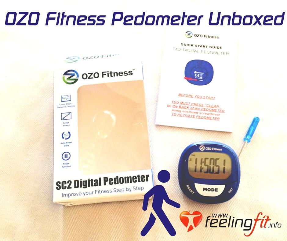 OZO Fitness Pedometer