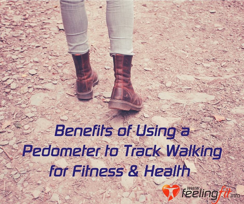 Using A Pedometer To Fitness & Health