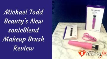 sonicBLEND Makeup Brush by Michael Todd Review