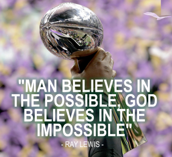 Ray Lewis Inspiration