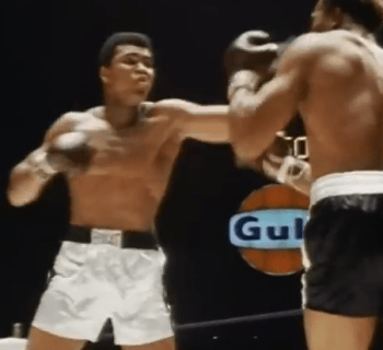Ali First Fight