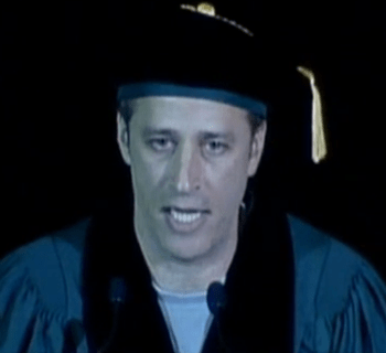 Jon Stewart commencement speech