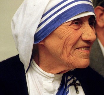 Mother Teresa inspirational