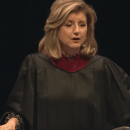 ariana huffington speech