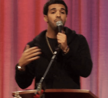 drake highschool speech