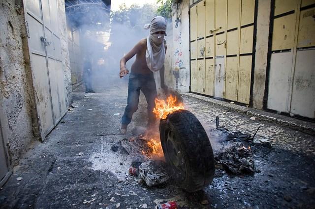 TOPSHOTS-MIDEAST-CONFLICT-RELIGION-JERUSALEM