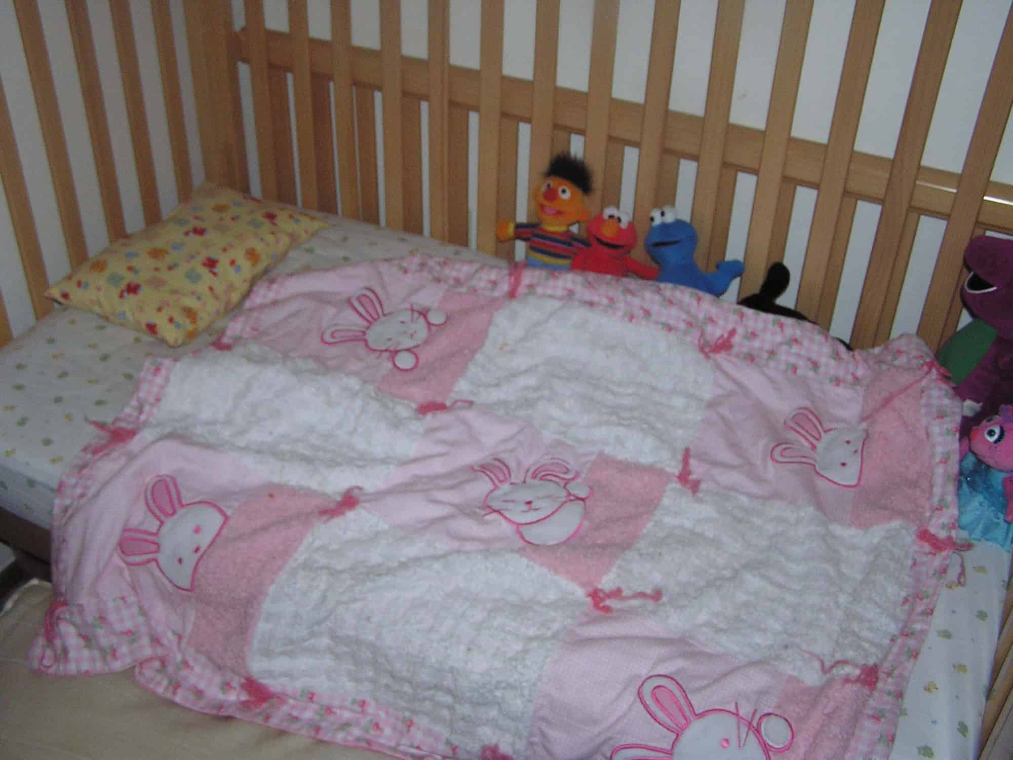 How To Make A Toddler Pillow Amp A Toddler Quilt