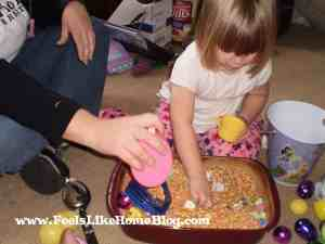 sensory tub stickers
