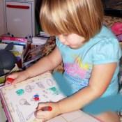 Preschool Activity Book