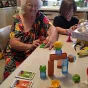 Visiting Old Grandma