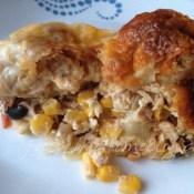 Jalapeño Chicken Corn Bake (featuring #KingsHawaiian Bread)
