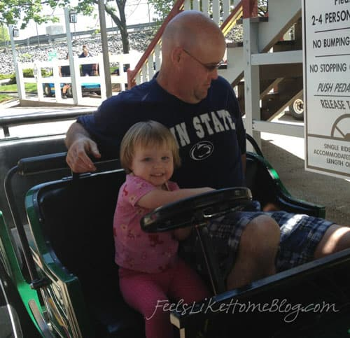 Hersheypark Review
