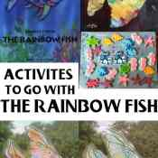 The Rainbow Fish by Marcus Pfister – 37 Fishy Activities & Art Projects