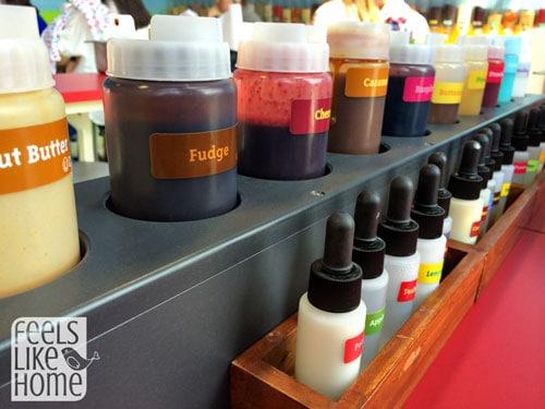 Turkey Hill Experience Taste Lab