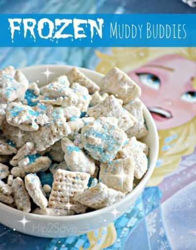 Frozen Muddy Buddies