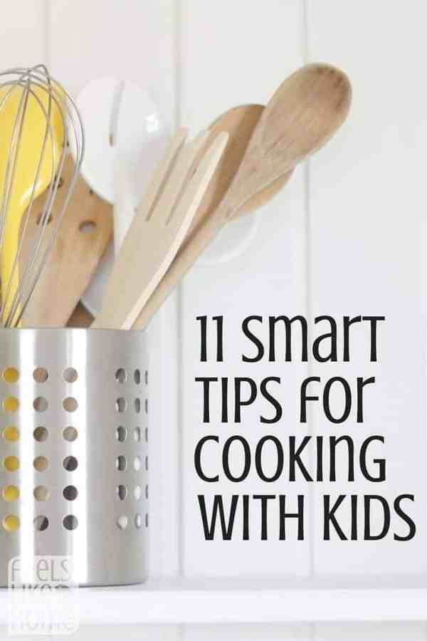 Getting kids into the kitchen is the easy part. How do you get them engaged, enjoying the experience, and helpful? Read to find out!