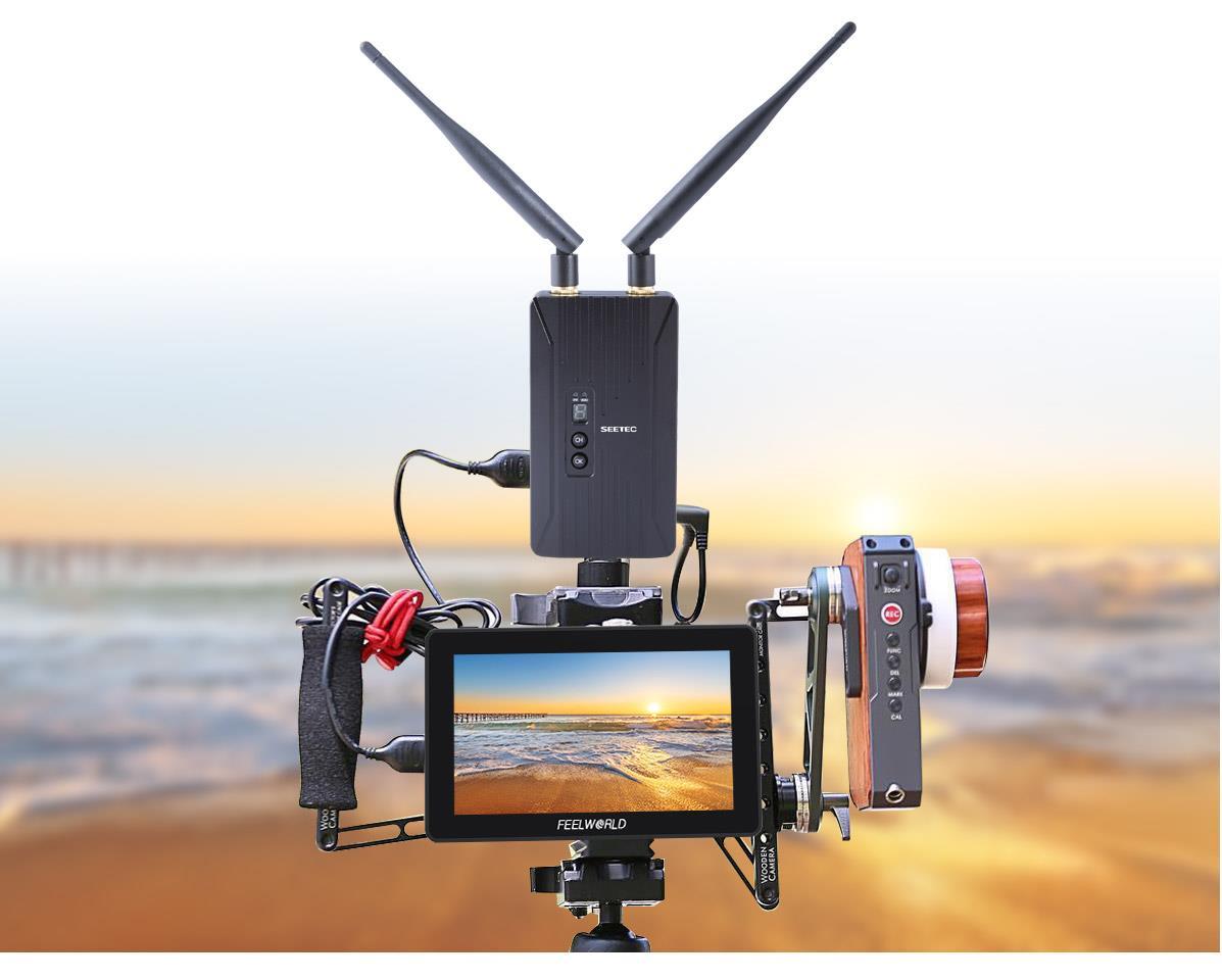 lcd monitor camera