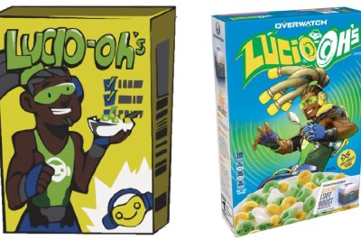 BlizzCon 2018: Lucio-Oh's cereal is official following Blizzard partnership with Kellogg's