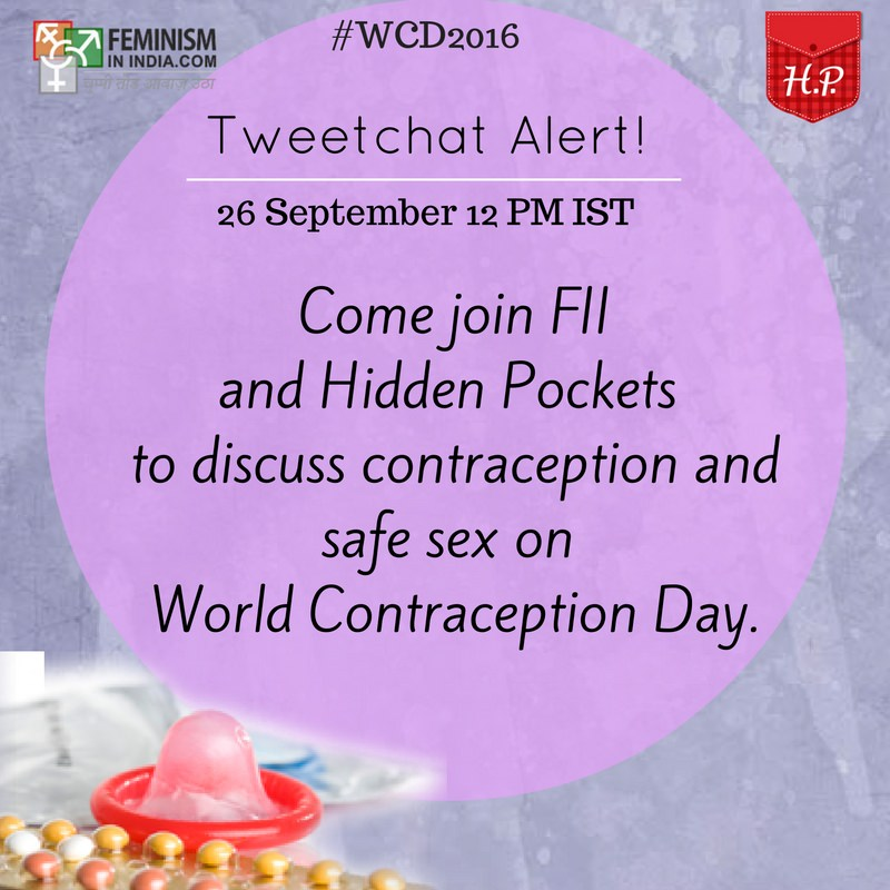 Tweet-chat on World Contraception Day 2016 #WCD2016