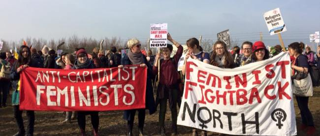 Shut Down Yarl's Wood 12th March 2016