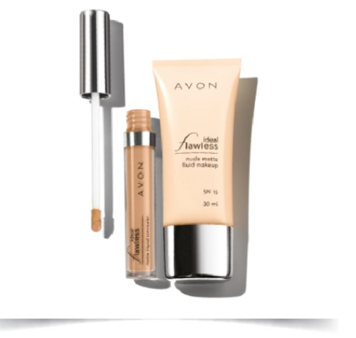 Ideal Flawless, la nueva l�nea de Avon